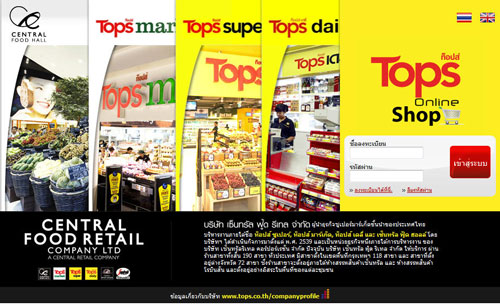 E-Commerce Tops Supermarket